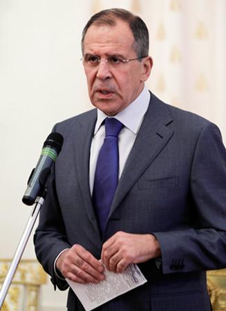 俄外长敦促叙利亚反对派加入销毁化学武器进程