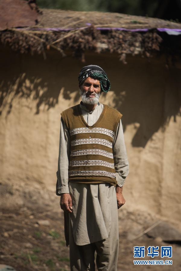 (国际)(3)山上的生活——走近印控克什米尔山区的游牧居民
