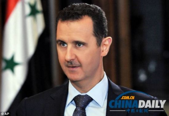 叙利亚总统总统阿萨德