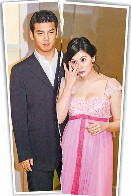 孙志浩(左)与贾静雯(资料图)