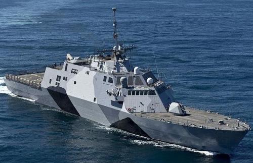 美军将在日本部署最新锐军舰日称有助遏制中国