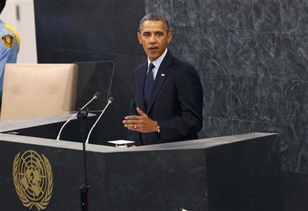 """奥巴马:使用化武需承担后果美做好""""动武""""准备"""