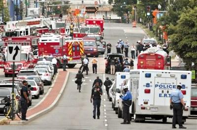 美海军基地枪案确定有2名枪手一名枪手已死亡