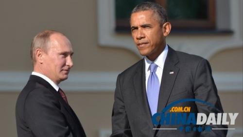多数美国人称普京比奥巴马更有能力处理叙危机