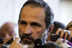 叙反对派前头目称谈判时机成熟阿萨德必须下台