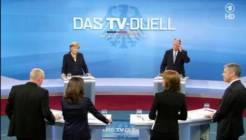 默克尔称德国不会参与对叙利亚军事行动(图)