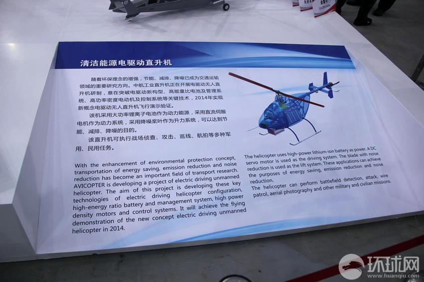 清洁能源电驱动直升机