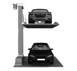 无避让式新型停车设备