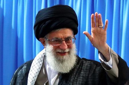 """哈梅内伊称若叙利亚若遭攻击美国将吃""""苦头"""""""