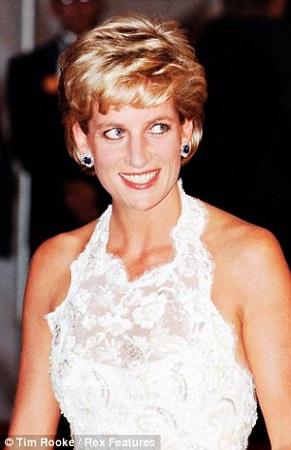 调查:逾三成美国民众希望英王妃戴安娜起死回生