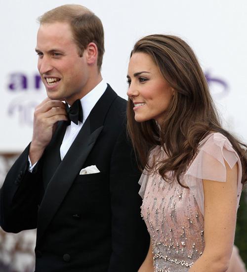 英国威廉王子退伍转而履行王室职责投身公益(图)