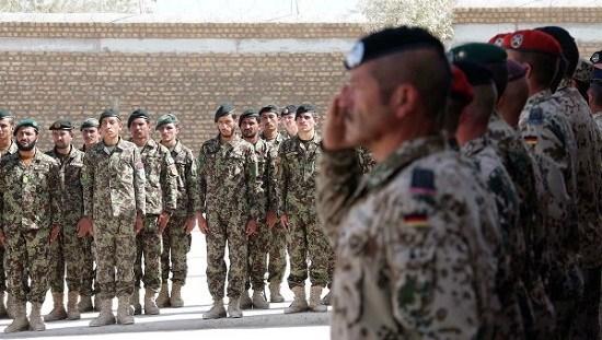俄外长称北约撤军在即阿富汗未准备好接手安保
