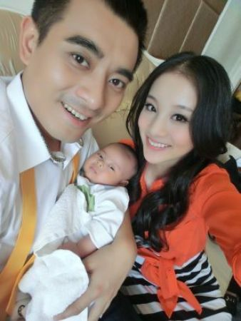 Ruby lin wallace huo dating rumor boutique 10