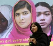 遭塔利班枪击女孩马拉拉将成加拿大荣誉公民