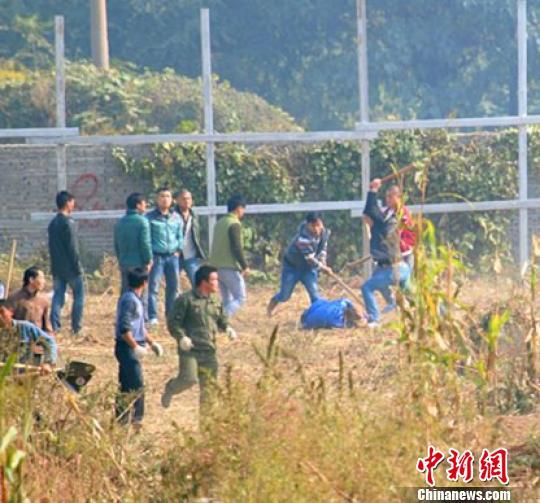 邢台多名农民工遭不明身份人殴打警方已立案侦查