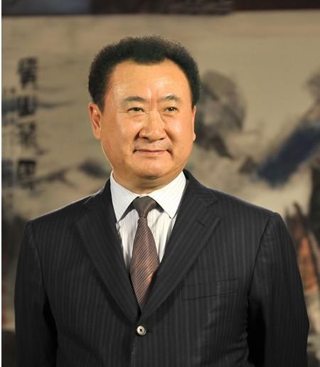 福布斯和胡润双榜首富:万达集团董事长王健林。