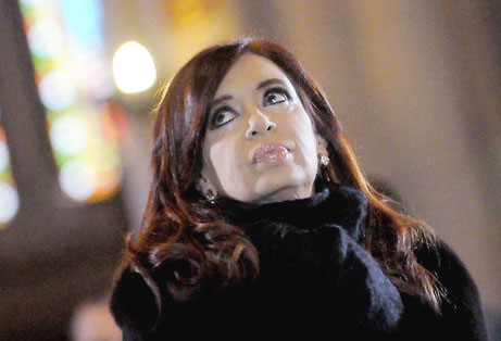 阿根廷女总统术后恢复良好谨遵医嘱在家静养