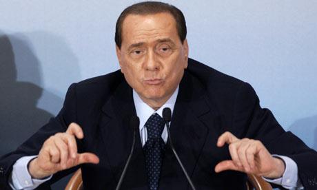 意大利司法部长拒绝赦免贝卢斯科尼经济犯罪