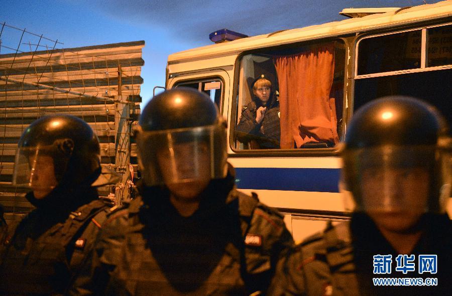 (XHDW)(3)莫斯科发生骚乱事件