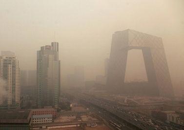 全国雾霾监测网络以城市为重点开展监测