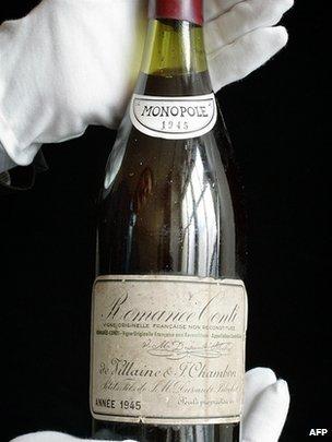 意大利假红酒每支7千欧元工艺蒙骗酒评家(图)