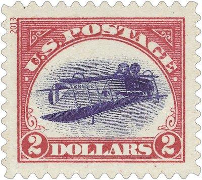翻印图案颠倒邮票美邮局将错就错炒集邮热(图)