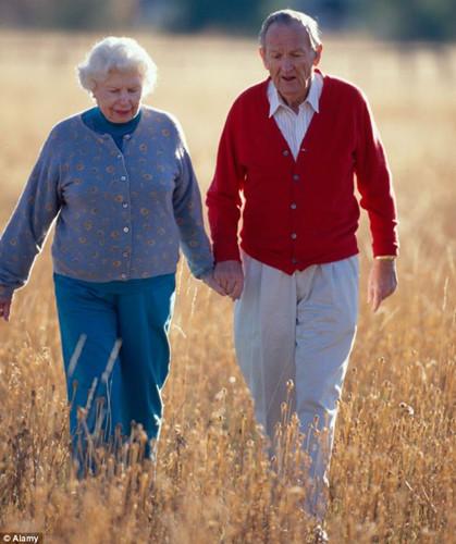 研究:运动时身体会产生防老年痴呆化学物质(图)
