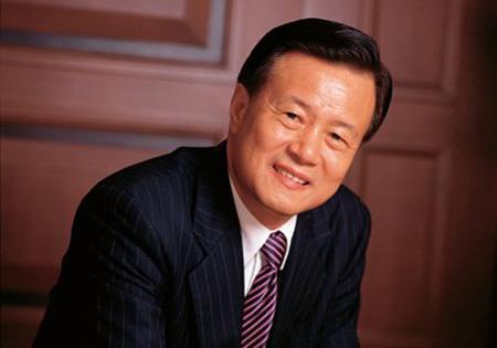 胡润富豪榜第七位:香港世茂集团董事局主席许荣茂