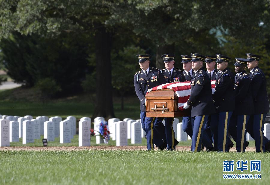 (XHDW)(5)驻阿美军士兵的葬礼