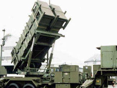 资料图:部署韩国的爱国者PAC-2防空导弹系统