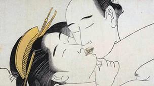 大英博物馆将展出日本春宫图参观设年龄限制(图)