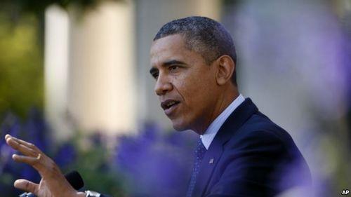 奥巴马称新医保网站故障令其失望誓言解决(图)