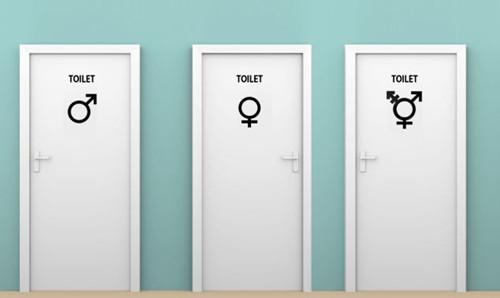 英大学欲建三种厕所:男、女和变性人厕所(图)