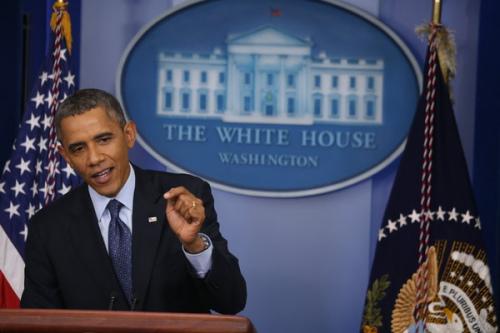 奥巴马加强对共和党施压两党对峙仍无转机