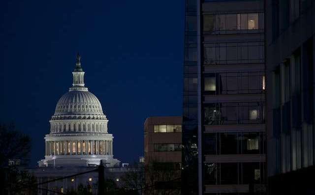 美国国会外部发生枪击案,国会部分办公室随后关闭