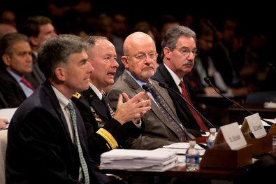 美国情报总监称白宫早知晓监听政府内部现分歧