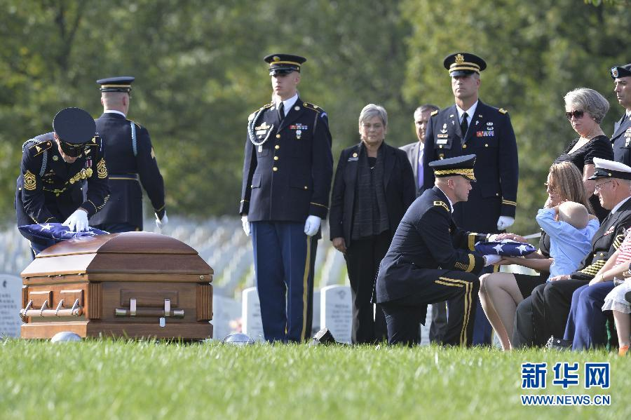 (XHDW)(1)驻阿美军士兵的葬礼