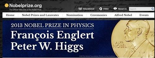 中新网10月8日电 2013年诺贝尔物理学奖10月8日在瑞典揭晓,比利时理论物理学家弗朗索瓦·恩格勒和英国理论物理学家彼得·希格斯因希格斯玻色子的理论预言获奖。