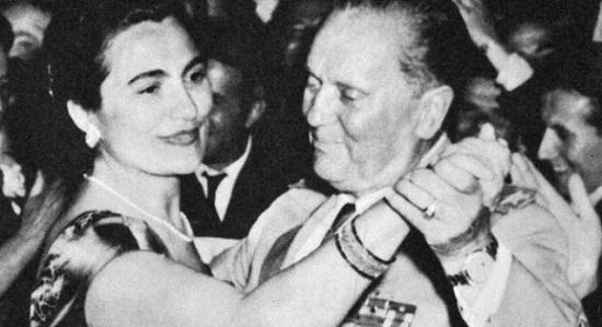 前南斯拉夫元首铁托遗孀潦倒中去世享年88岁