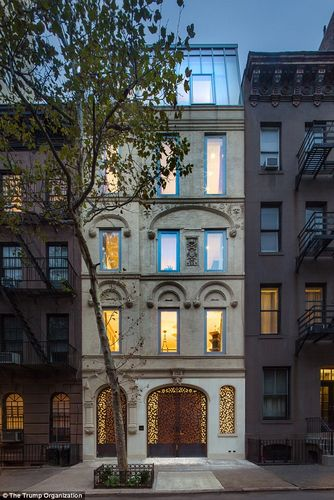 纽约豪宅藏六米高瀑布造价3900万美元(组图)