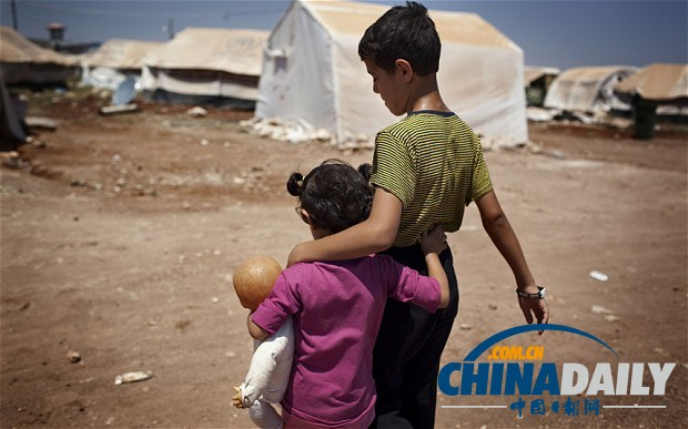 英国慈善机构警告:大量善款流向叙利亚恐怖组织