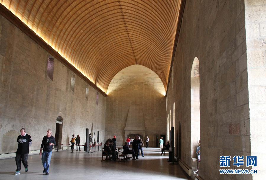 (XHDW)(4)去普罗旺斯探寻阿维尼翁教皇宫