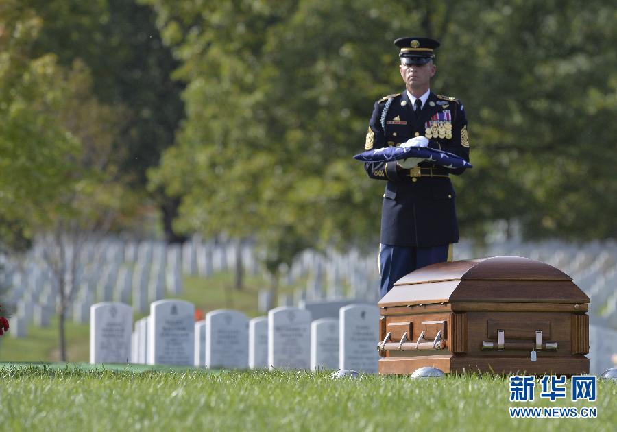 (XHDW)(3)驻阿美军士兵的葬礼