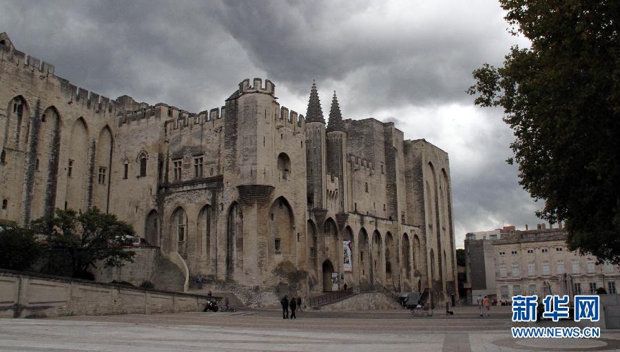 (XHDW)(2)去普罗旺斯探寻阿维尼翁教皇宫