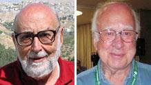 2013诺贝尔物理学奖揭晓 恩格勒和希格斯获奖(图)