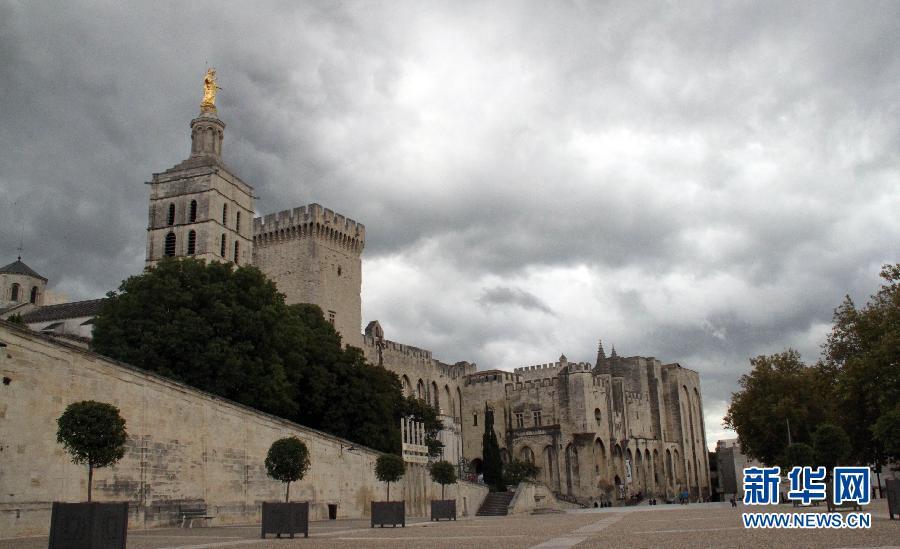 (XHDW)(1)去普罗旺斯探寻阿维尼翁教皇宫