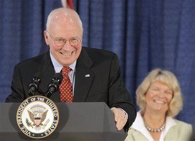 美前副总统切尼担心恐怖分子用心律调节器暗杀他