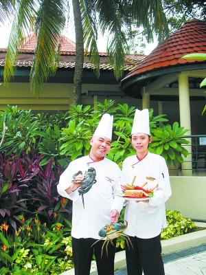 为方便市民和来京游客品尝特色美食,北京上东盛贸饭店浓咖啡西餐厅10月9日起至23日举办新加坡美食节,届时来自新加坡盛贸饭店的厨师打造风味独特的新加坡美食盛宴。