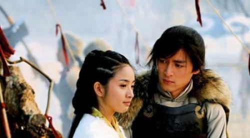 ...演员胡歌与台湾演员林依晨结下深厚的情谊.   复杂的男女闺...