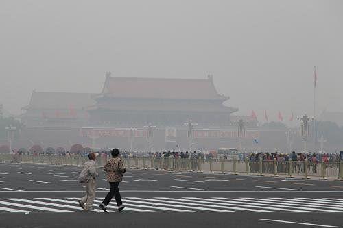 全国雾霾监测网络